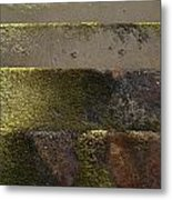 Beach Steps 1 Metal Print