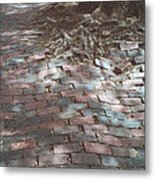 Beacon Hill Brick Metal Print