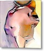 Bear 597-11-13 Marucii Metal Print