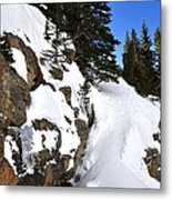 Bear Lake 4451 2 Metal Print