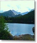 Bear Lake - Colorado Metal Print
