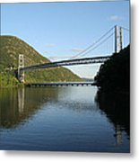 Bear Mountain Bridge Metal Print