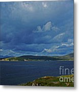 Beara Peninsula West Kerry - On The Road To Lauragh Metal Print