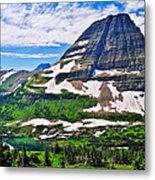 Bearhat Mountain Metal Print