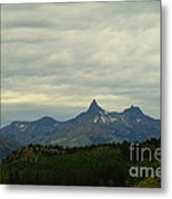 Beartooth Mountain Montana Metal Print
