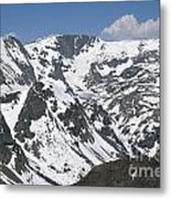 Beartooth Wilderness Metal Print