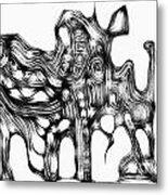Beast 711 - Marucii Metal Print