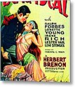 Beau Ideal, Us Poster Art, 1931 Metal Print