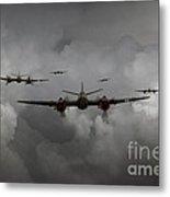 Beaufighter Nightfighter Metal Print