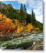 Beautiful Autumn Metal Print by Dan Mihai