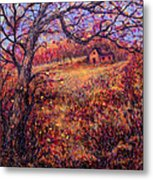 Beautiful Autumn Metal Print