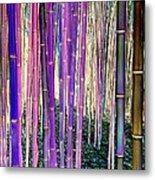 Beautiful Bamboo Metal Print