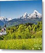 Beautiful Bavaria Metal Print