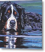 Beautiful Berner Metal Print