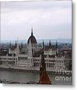 Beautiful Budapest Metal Print