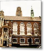 Beautiful Chicago Structures 3 Metal Print