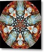 Beautiful Crab 1 Metal Print