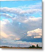 Beautiful Day By The Bay Metal Print