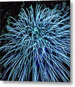 Beautiful Fireworks 13 Metal Print