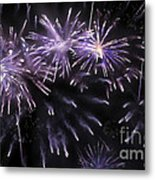 Beautiful Fireworks 7 Metal Print