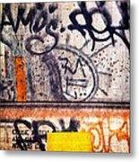 Beautiful Graffiti  Metal Print