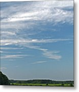 Beautiful Idyllic Cape Cod Metal Print by Juergen Roth