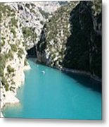 Beautiful Lac De Ste. Croix Metal Print