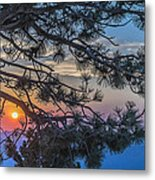 Pastel Morning Metal Print