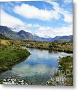 Beautiful New Zealand Metal Print