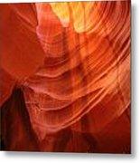Beautiful Sandstone Metal Print