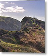 Beautiful  Sark One Of The  Channel Islands Metal Print
