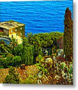 Beautiful Sicily Metal Print