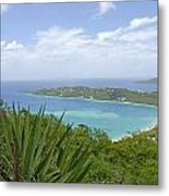 Beautiful St Thomas Metal Print by Willie Harper