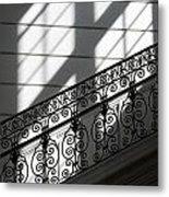 Beautiful Staircase Metal Print