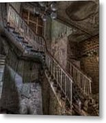 Beautiful Stairs Metal Print