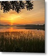 Beautiful View  Metal Print by Rose-Maries Pictures