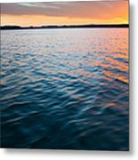 Beautiful Waters Metal Print