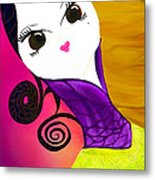 Beauty 1.0 Metal Print