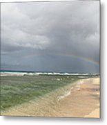 Beauty After The Rain Metal Print