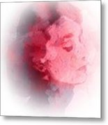 Beauty Expression Metal Print