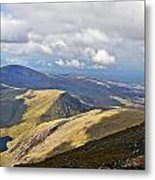 Beauty Of Wales Metal Print