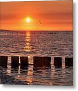 Beautyful Sunset Metal Print