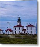 Beavertail Lighthouse. Metal Print