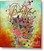 Bedazzled Metal Print by Amy Stewart