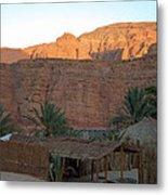 Beduin Camp In The Sinai Desert Egypt Metal Print by Colette V Hera  Guggenheim