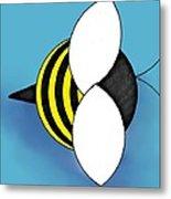 Bee2011 Metal Print