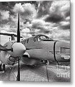 Beechcraft C-12 Huron Metal Print
