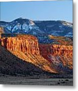 Beef Basin - Utah Landscape Metal Print
