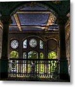 Beelitz Arches Metal Print