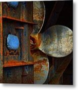 Been There Metal Print